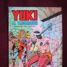 Tebeos: YUKI, EL TEMERARIO Nº 13. EDITORIAL VALENCIANA. EDIVAL 1976. Lote 41882051