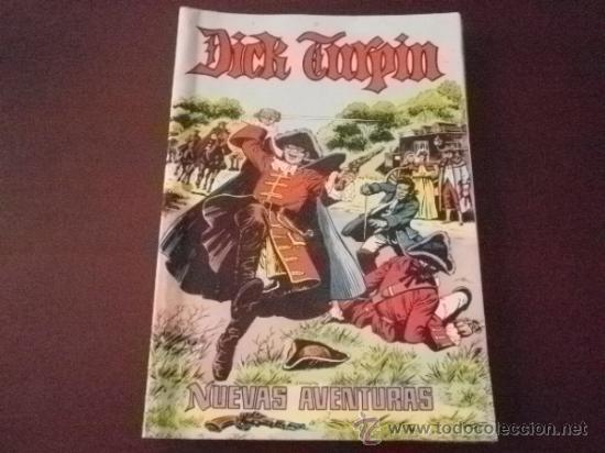 Tebeos: 11 NUMEROS DE DICK TURPIN - Foto 2 - 36875882