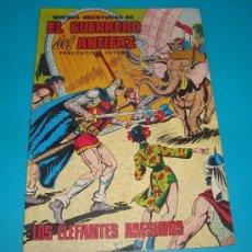 Tebeos: EL GUERRERO DEL ANTIFAZ Nº 97 AÑO 1980 EDITORA VALENCIANA SA. Lote 36893984