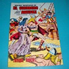 Tebeos: EL GUERRERO DEL ANTIFAZ Nº 103 AÑO 1980, EDITORA VALENCIANA S.A., EL ATAQUE TURCO. Lote 36894034