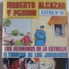 Tebeos: ROBERTO ALCAZAR Y PEDRIN EXTRA Nº 14 VALENCIANA. Lote 36952841