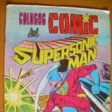Tebeos: SUPERSONIC MAN 5 - COLOSOS DEL COMIC Nº 27 - EL REGRESO DEL DR. GULK- ED. VALENCIANA 1979. Lote 37747773