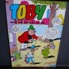 Tebeos: TOBY. REVISTA PARA JOVENES. EDITORIAL VALENCIANA, Nº 23.. Lote 37021347