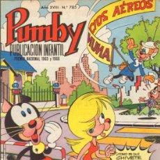 Tebeos - TEBEOS-COMICS GOYO - PUMBY - Nº 785 - VALENCIANA *AA99 - 37057250