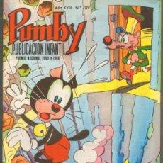 Tebeos: TEBEOS-COMICS GOYO - PUMBY Nº 789 - VALENCIANA 1955 - DIFICIL *AA99. Lote 37152822