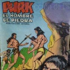 Tebeos: PURK, EL HOMBRE DE PIEDRA-DESOLACION Nº 34. Lote 37174064