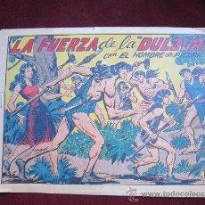BDs: PURK, EL HOMBRE DE PIEDRA Nº 170. LA FUERZA DE LA DULZURA. MANUEL GAGO. RESERVADO. Lote 37204124
