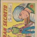 Tebeos: EL HIJO DE LA JUNGLA Nº 30. VALENCIANA 1956.. Lote 149108588