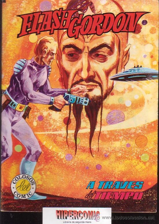 FLASH GORDON COLOSOS DEL COMIC, Nº 33 (Tebeos y Comics - Valenciana - Colosos del Comic)