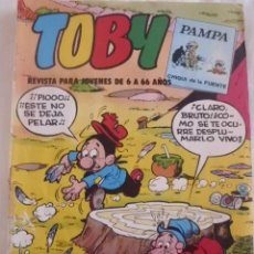 Tebeos: TOBY Nº 13 CON DIBUJOS DE AMBROS. Lote 57661077