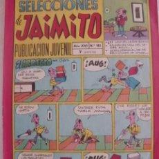 Tebeos: SELECCIONES DE JAIMITO Nº 182. Lote 37303013