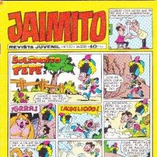 Tebeos: JAIMITO (40 PESETAS) Nº 1552. Lote 37327306