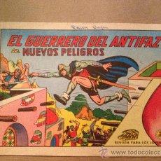 Tebeos: EL GUERRERO DEL ANTIFAZ - Nº 597 / EDIC. VAL. SA. 1964 ( NUEVOS PELIGROS ). Lote 37381341