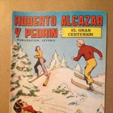 BDs: ROBERTO ALCAZAR Y PEDRIN - EPOCA 2º - Nº 65/ EDIVAL S. A. - 18-VI-1977. Lote 37381773