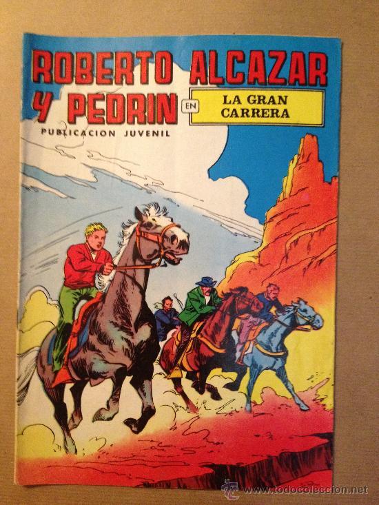 ROBERTO ALCAZAR Y PEDRIN - EPOCA 2º - Nº 47/ EDIVAL S. A. - 12-II-1977 (Tebeos y Comics - Valenciana - Roberto Alcázar y Pedrín)
