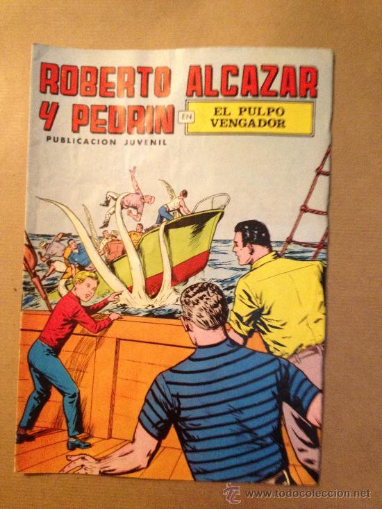 ROBERTO ALCAZAR Y PEDRIN - EPOCA 2º - Nº 45/ EDIVAL S. A. - 29-1-1977 (Tebeos y Comics - Valenciana - Roberto Alcázar y Pedrín)