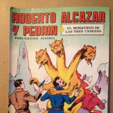 Tebeos: ROBERTO ALCAZAR Y PEDRIN - EPOCA 2º - Nº 42/ EDIVAL S. A. - 8-1-1977. Lote 37382156