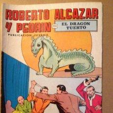 Tebeos: ROBERTO ALCAZAR Y PEDRIN - EPOCA 2º - Nº 41/ EDIVAL S. A. - 1-1-1977. Lote 37382266