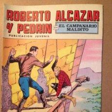 Tebeos: ROBERTO ALCAZAR Y PEDRIN - EPOCA 2º - Nº 37/ EDIVAL S. A. - 4-XII-1976. Lote 37382391