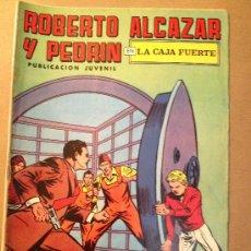 Tebeos: ROBERTO ALCAZAR Y PEDRIN - EPOCA 2º - Nº 34/ EDIVAL S. A. - 13-XI-1976. Lote 37382657