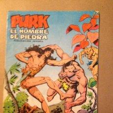Tebeos: PURK EL HOMBRE DE PIEDRA - Nº 21 / EDIVAL S. A. - 13-VII-1974. Lote 37409539