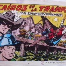 Tebeos: EL ESPADACHIN ENMASCARADO Nº 54 SEGUNDA EDICION. Lote 37409958