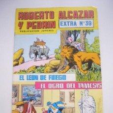 Tebeos: ROBERTO ALCAZAR Y PEDRIN. EXTRA Nº 39 VALENCIANA C37. Lote 37464814