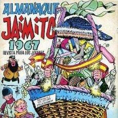 BDs: ALMANAQUE JAIMITO 1967. Lote 37437893