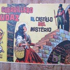 Tebeos: EL GUERRILLERO AUDAZ. NUMERO 23 VALENCIANA 1962. Lote 37438371