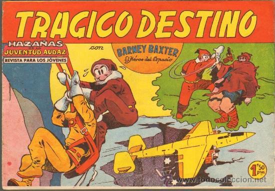 TEBEOS-COMICS GOYO - BARNEY BAXTER - Nº 4 SIN ABRIR - VALENCIANA - FRANK MILLER *BB99 (Tebeos y Comics - Valenciana - Otros)