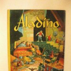 Tebeos: ALADINO. ADAPTACIONES GRAFICAS DE CUENTOS CLASICOS. EDITORIAL VALENCIANA 1962.. Lote 61491245