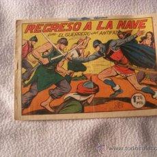 Tebeos: EL GUERRERO DEL ANTIFAZ Nº 147, EDITORIAL VALENCIANA. Lote 37857225