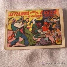 Tebeos: EL GUERRERO DEL ANTIFAZ Nº 158, EDITORIAL VALENCIANA. Lote 37857268