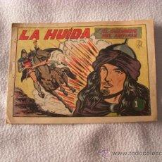 Tebeos: EL GUERRERO DEL ANTIFAZ Nº 167, EDITORIAL VALENCIANA. Lote 37857277