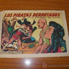 Tebeos: EL GUERRERO DEL ANTIFAZ Nº 343 DE VALENCIANA. Lote 37804626