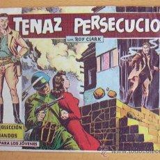 Tebeos: COLECCIÓN COMANDOS ROY CLARK Nº 76 - EDITORIAL VALENCIANA 1954. Lote 37817469
