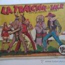 Tebeos: EL PEQUEÑO LUCHADOR.TAMAÑO GRANDE Nº 2 ORIGINAL. Lote 37839876