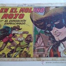 Tebeos: EL ESPADACHIN ENMASCARADO Nº 135.ORIGINAL. Lote 37954485