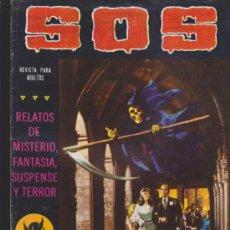 Tebeos: SOS Nº 1. 2ª EPOCA. VALENCIANA.. Lote 37954570