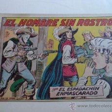 Tebeos: EL ESPADAHIN ENMASCARADO.Nº232.ORIGINAL. Lote 37954792