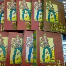 Tebeos: EL PEQUEÑO LUCHADOR - EDITORIAL VALENCIANA 1977 - COLECCIÓN COMPLETA, 87 TEBEOS EN 9 TOMOS. Lote 38136343