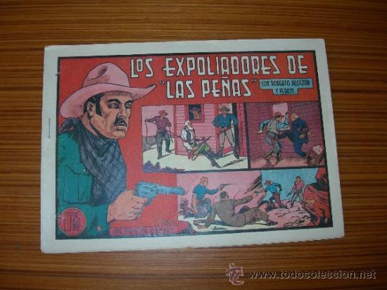 ROBERTO ALCZAR Y PEDRIN Nº 197 DE VALENCIANA (Tebeos y Comics - Valenciana - Roberto Alcázar y Pedrín)