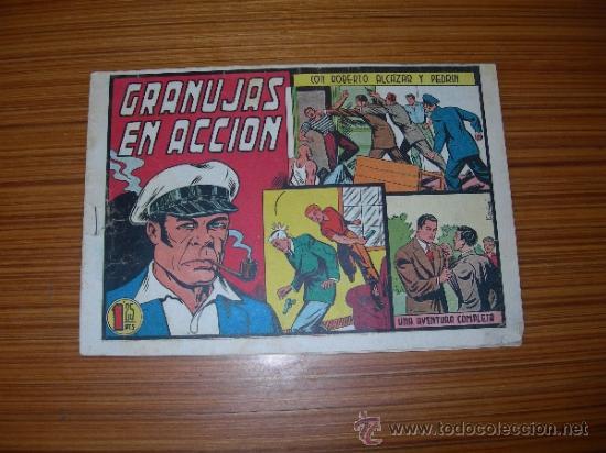 ROBERTO ALCZAR Y PEDRIN Nº 230 DE VALENCIANA (Tebeos y Comics - Valenciana - Roberto Alcázar y Pedrín)