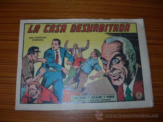 ROBERTO ALCZAR Y PEDRIN Nº 537 DE VALENCIANA (Tebeos y Comics - Valenciana - Roberto Alcázar y Pedrín)