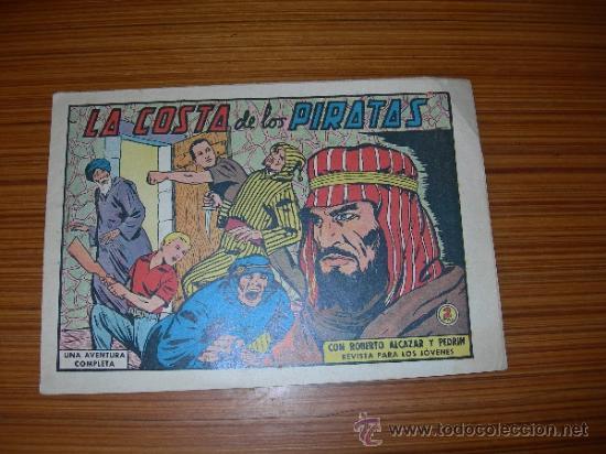 ROBERTO ALCZAR Y PEDRIN Nº 545 DE VALENCIANA (Tebeos y Comics - Valenciana - Roberto Alcázar y Pedrín)
