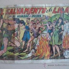 Tebeos: EL HOMBRE DE PIEDRA.ORIGINAL Nº 89. Lote 38305069