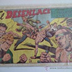 Tebeos: EL PEQUEÑO LUCHADOR.Nº 58.ORIGINAL TAMAÑO GRANDE. Lote 38307035