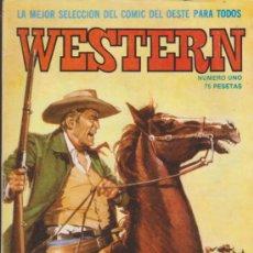 Tebeos: WESTERN Nº 1.. Lote 38312846