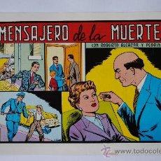"""Tebeos: ROBERTO ALCAZAR Y PEDRIN Nº 159 """"MENSAJERO DE LA MUERTE"""" EDICIÓN VALENCIANA 1984. Lote 38354478"""