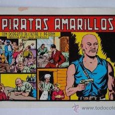 """Tebeos: ROBERTO ALCAZAR Y PEDRIN Nº 161 """"PIRATAS AMARILLOS"""" EDICIÓN VALENCIANA 1984. Lote 38354508"""